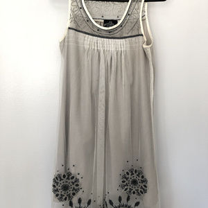 Angie Dress with embellishments Size S